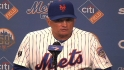 Collins on Niese&#039;s quality start
