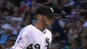 Sale&#039;s seven strikeouts