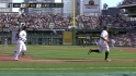 McCutchen's three-run home run