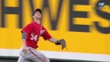 Harper&#039;s excellent catch