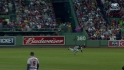 Heyward&#039;s diving catch