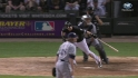 Beckham&#039;s RBI single