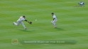 Melky&#039;s amazing catch
