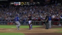 Clevenger&#039;s RBI double