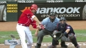 Votto's two-run homer