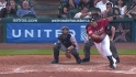 Lee&#039;s RBI single