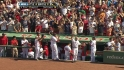 Youkilis' RBI triple