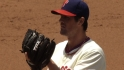 Hamels' scoreless start