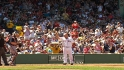 Youkilis receives ovation