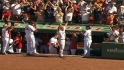 Youkilis' final Red Sox game