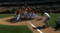 Norris' walk-off home run