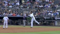 Jeter&#039;s leaping throw