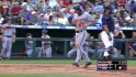 Strasburg&#039;s RBI double