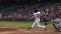 Lowrie&#039;s RBI double