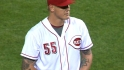 Latos&#039; complete-game gem