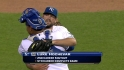 Hochevar completes the shutout