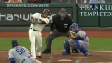 Melky&#039;s RBI single