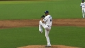 Hochevar&#039;s seven-hit shutout
