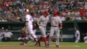 Bourjos' two-run blast