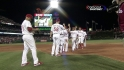 Papelbon earns the save