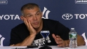 Girardi on Hughes, Wise