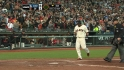 Melky&#039;s solo homer