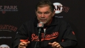 Bochy on great pitching in win