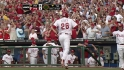 Utley&#039;s solo homer
