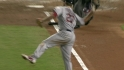 Freese's great throw