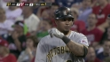 Tabata&#039;s RBI single