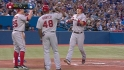 Trout&#039;s two-run homer