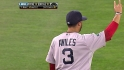 Aviles snags one-hopper