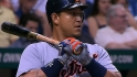 Miggy's four hits