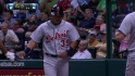 Prince's RBI groundout