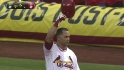 Beltran's 2,000th hit