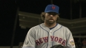 Dickey's dominant start