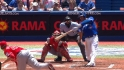 Blue Jays' seven-run second