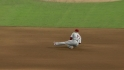 Polanco&#039;s nice play