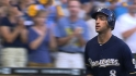 Braun&#039;s two-homer game