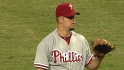 Blanton&#039;s seven strikeouts