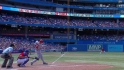 Trumbo&#039;s two-run dinger