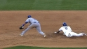 Gordon's three stolen bases