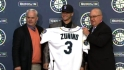Zunino signs with the Mariners