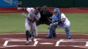 Granderson&#039;s RBI double