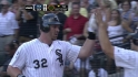Dunn&#039;s back-to-back homer