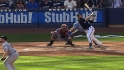 Brewers&#039; six-run sixth