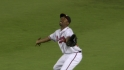 Bourn's difficult play
