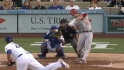 Mesoraco&#039;s solo home run