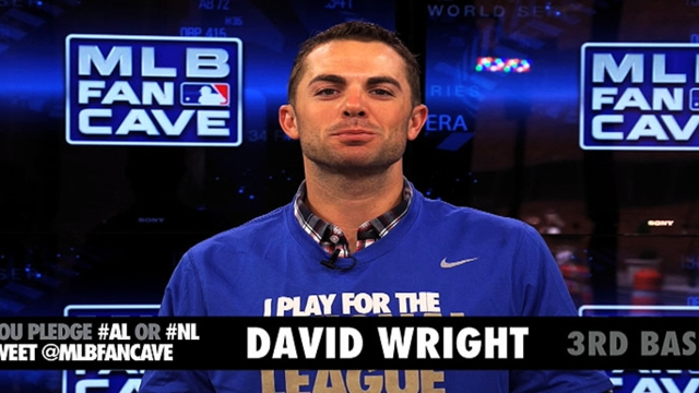 Wright visits Fan Cave, recalls All-Star memories