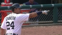 Miggy's RBI single